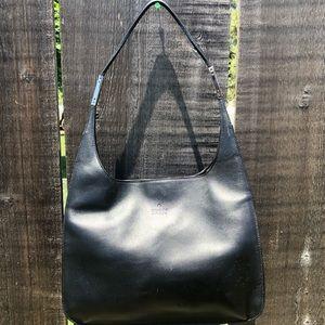Vintage Gucci Italian Leather Tote Hobo Bag